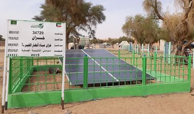 Directaid Water Projects 3 - Anhar Al-Khair  Water Tank 3