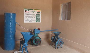 Directaid development Al-Sanabel Mill - 7 1