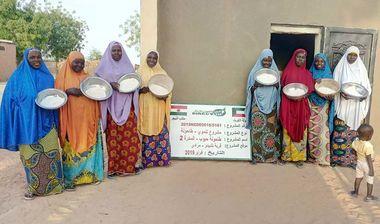 Directaid مشاريع التنمية Al-Sedra Mill Project - 2 1