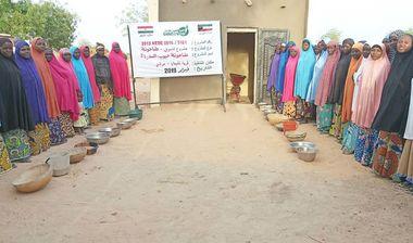Directaid مشاريع التنمية Al-Sedra Mill Project - 2 3