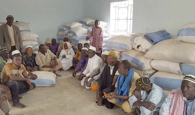 Directaid مشاريع التنمية Bank of Grain - Ihsan 6