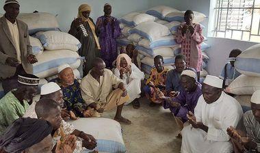 Directaid مشاريع التنمية Bank of Grain - Ihsan 7