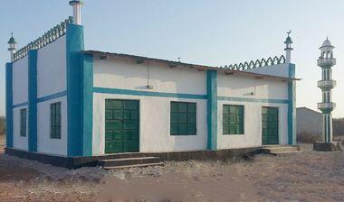 Directaid  Al-Mugtader Mosque 1