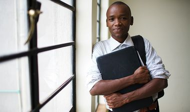 Directaid Students Scholarship Student / Sagala Abdul Rahman Kabanda 1