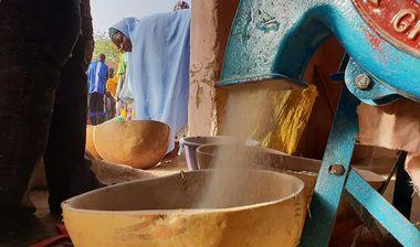 Directaid مشاريع التنمية Al-Sedra Mill Project - 1 9