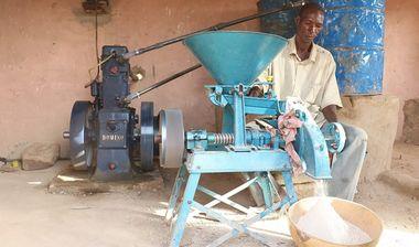 Directaid مشاريع التنمية Al-Sedra Mill Project - 1 1