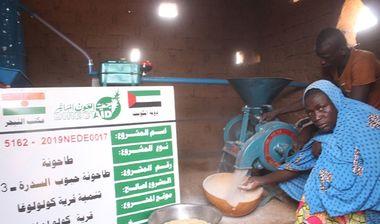 Directaid مشاريع التنمية Al-Sedra Mill Project - 3 9