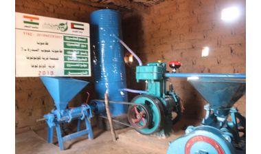Directaid مشاريع التنمية Al-Sedra Mill Project - 3 5