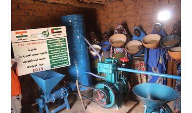 Directaid مشاريع التنمية Al-Sedra Mill Project - 3 6
