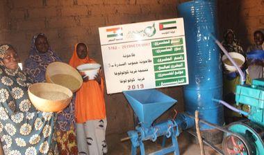 Directaid مشاريع التنمية Al-Sedra Mill Project - 3 7