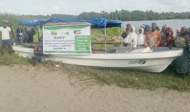 Directaid development stop destitution - a fishing boat  project - 2 1