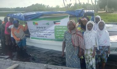 Directaid مشاريع التنمية stop destitution - a fishing boat  project - 2 1