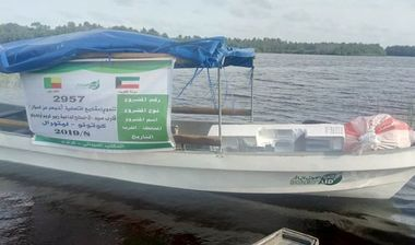 Directaid مشاريع التنمية stop destitution - a fishing boat  project - 2 2