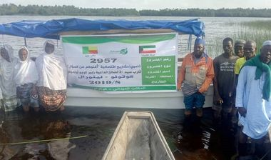 Directaid مشاريع التنمية stop destitution - a fishing boat  project - 2 3