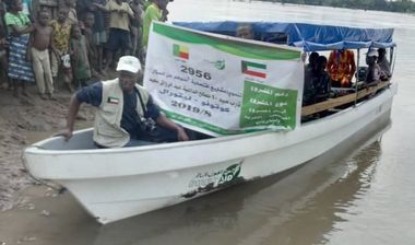 Directaid development stop destitution - a fishing boat  project 1