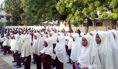 Directaid  School Uniform for Orphans 1