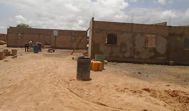 Directaid Construction Al-Khair Quran School 2