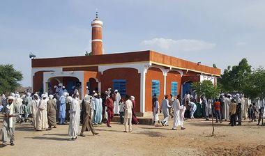 Directaid مساجد ومشاريع دعوية Al-Aman Masjid 9