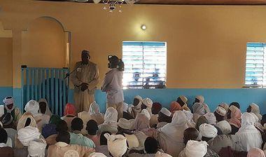 Directaid مساجد ومشاريع دعوية Al-Aman Masjid 11