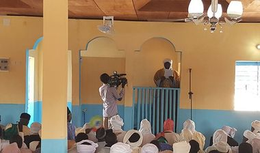 Directaid مساجد ومشاريع دعوية Al-Aman Masjid 12