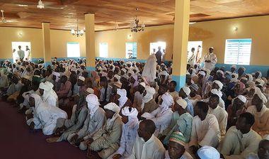Directaid مساجد ومشاريع دعوية Al-Aman Masjid 15