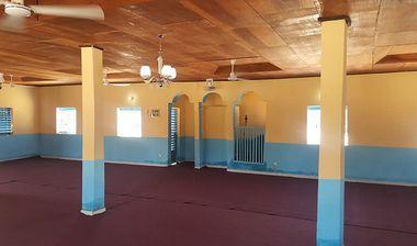 Directaid مساجد ومشاريع دعوية Al-Aman Masjid 19