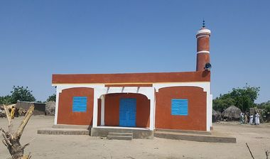 Directaid مساجد ومشاريع دعوية Al-Aman Masjid 22