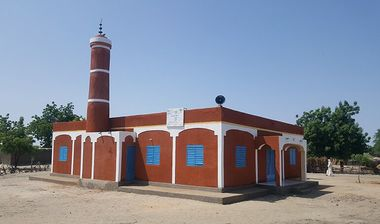 Directaid مساجد ومشاريع دعوية Al-Aman Masjid 25
