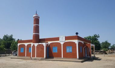 Directaid مساجد ومشاريع دعوية Al-Aman Masjid 1