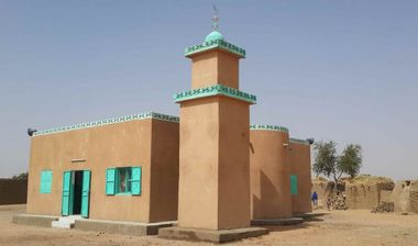 Directaid Masajid Malik Al-mulk Mosque 1