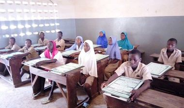 Directaid Dawa Projects Development of a Quran School - Al-Shukr 2