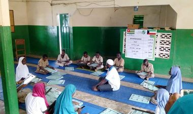 Directaid Dawa Projects Development of a Quran School - Al-Shukr 3