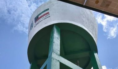 Directaid Water Projects Al-Firdaws Well 6