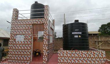 Directaid مشاريع المياه Al-Nabae Al-Fiad Well 1