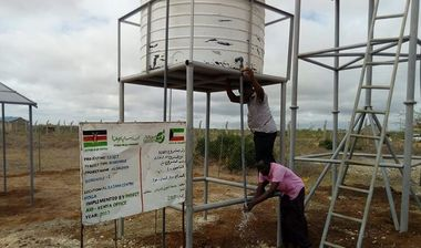 Directaid Water Projects Al-Saalihin Well - 1 24