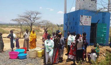 Directaid مشاريع المياه Al-Saalihin Well - 2 9