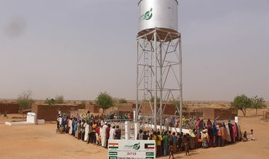 Directaid Water Projects Well Of Al-Yanabie 10