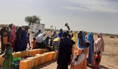 Directaid Water Projects Well of Noor AL-Rahman-1 9