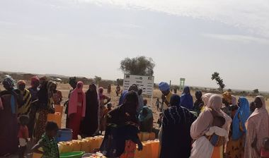 Directaid Water Projects Well of Noor AL-Rahman-1 2
