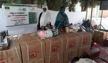 Directaid مشاريع التنمية Keep them from Destitution-8 5