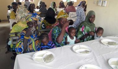 Directaid Health Support the feeding centre - 1 1