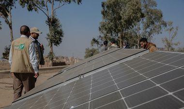 Directaid Health Operating a Solar Health Clinic - Yemen 3 1