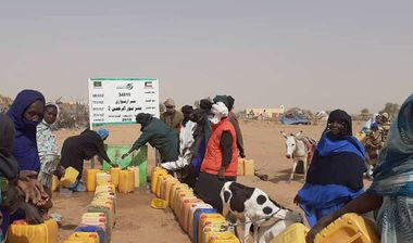 Directaid Water Projects Well of Noor AL-Rahman-2 2