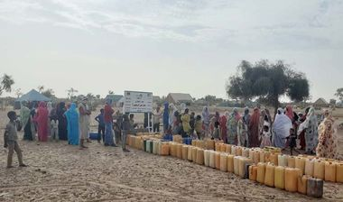 Directaid Water Projects Well of Noor AL-Rahman-3 1