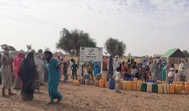 Directaid Water Projects Well of Noor AL-Rahman-3 2