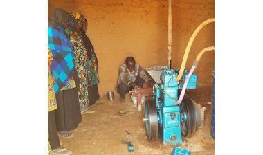 Directaid مشاريع التنمية Al-Talh Mill Project - 2 5