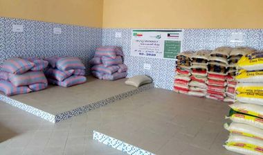 Directaid development Bank Arafa for Grain 5