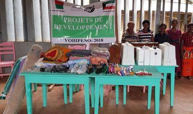Directaid مشاريع التنمية Stop Destitution - Madagascar 10