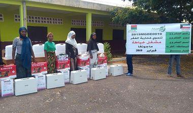 Directaid مشاريع التنمية Stop Destitution - Madagascar 2