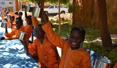Directaid Education School Meals in Mali 1